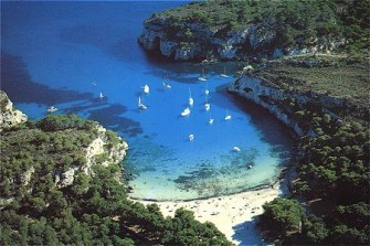 Luxury yacht charter in Spain